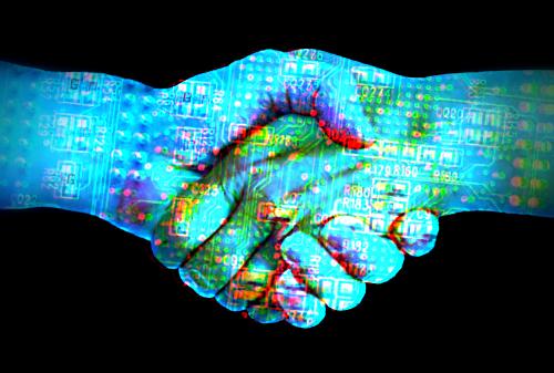 blockchainhandshake